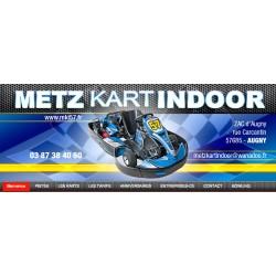 Kart metz indoor - à partir de 7 ans