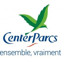 Center parcs journee - à partir de 12 ans - domaine des 3 forêts