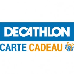 Carte decathlon 50 €