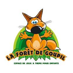Foret goupil - pour les + de 3 ans et jusqu'à 1.50 m