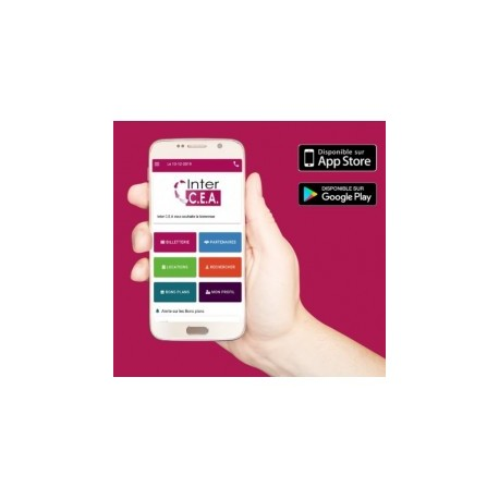 Application Mobile inter C.E.A.