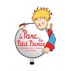 Le parc du petit prince famille - 2ad/ 2enf -11 ans