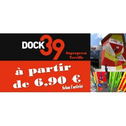 Dock 39 clip'n'climb