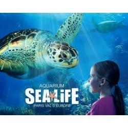 Aquarium sealife marne la vallee - à partir de 3 ans