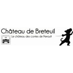 Chateau de breteuil - à partir de 19 ans - sur commande 15 j de délai