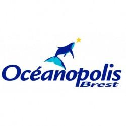 Oceanopolis de brest - de 3 à 17 ans - sur commande 15 j de délais
