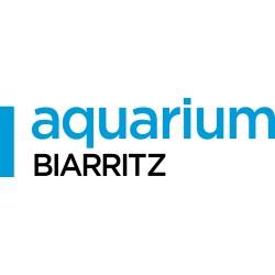 Aquarium de biarritz - à partir de 18 ans - sur commande 15 j de déla