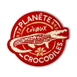 Planete des crocodiles - à partir de 13 ans - sur commande 15 j de dé