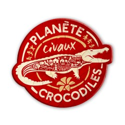 Planete des crocodiles - à partir de 13 ans