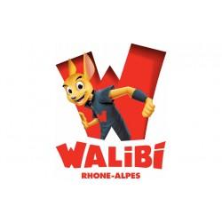 Walibi rhone - à partir de 1m - sur commande 15 j de délais