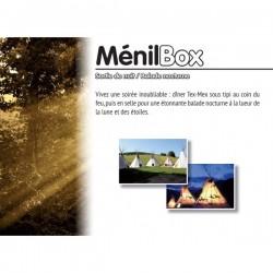 Menil box : sortie de nuit/balade nocture partie enseignement