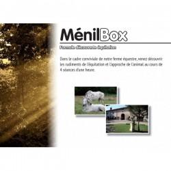 Menil box : formule decouverte equitation