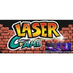 Lasergame foret de haye - à partir de 7 ans ou 1,2m