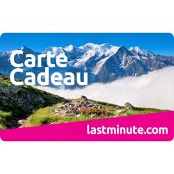 E carte lastminute.com - valeur de 150 €