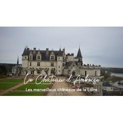 Chateau d'amboise enfant de 7 à 18 ans - sur commande 15 j de délais