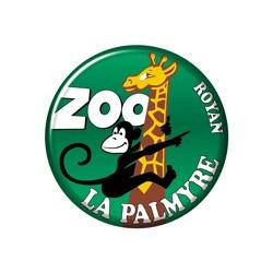 Zoo de la palmyre adulte - à partir de 13 ans