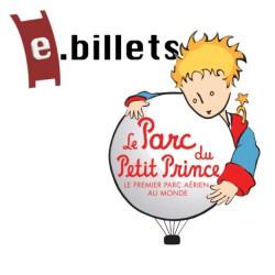 E billet le parc du petit prince famille - 2ad/2enf -11 ans