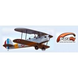 E billet parafly vol initiation stampe 40 minutes