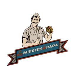 Le burger a papa