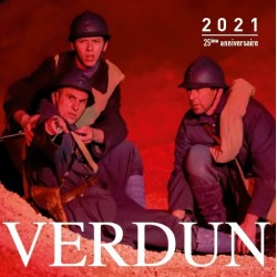 Son et lumiere verdun - 31/07/21 - dès 16 ans - sur commande