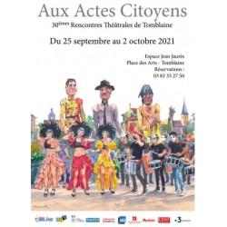 Aac - antoine dulery nous refait son cinema - 27/09/21 - esp.j.jaures