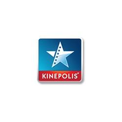 Kinepolis carte 8 entrees