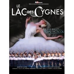 Ballet royal de moscou - 19/01/22 - 20h - chaudeau - cat 1